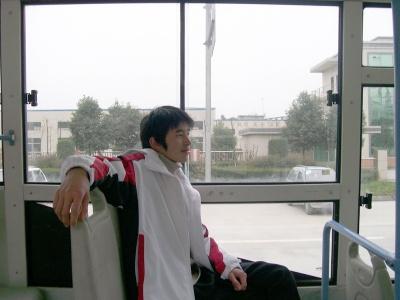 这张相片是我在成都双流那边读书时和小川一…