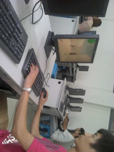 c语言上机课中,无聊的课~只能打游戏了。
