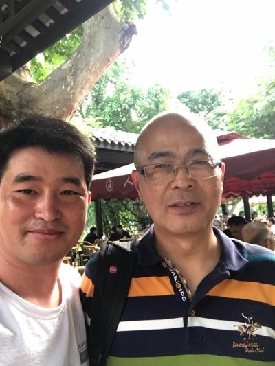 """杭州的公司王老板来杭州,作为""""地主""""的我…"""