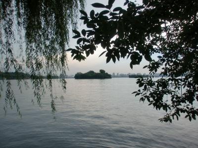 去年这个时候去了杭州…见识了天堂的美景!…