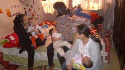 和宝宝在一起的每一秒都是珍贵的。