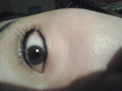 小二的眼睫毛好长啊、嘻嘻…眼睛好大好大吖…