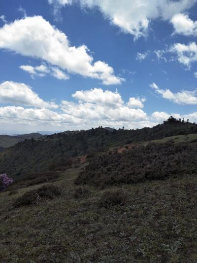 望峰岭的天空……